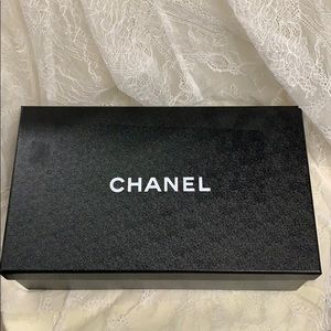 Chanel Authentic Iconic Gift Box